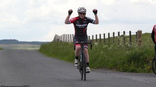 Scottish National Women's Road Race Series (incorporating Junior Women's Road Race Championships): Gladhouse Double G!