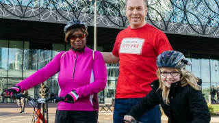 Route confirmed for HSBC UK City Ride in Edinburgh