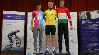 Perthshire's Alfie George Wins Youth Tour of Scotland