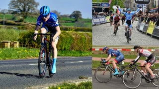 Three Cyclists Selected to Represent Team Scotland at Commonwealth Youth Games Bahamas 2017