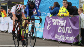 Scottish National Criterium Championships: Critical Mass!