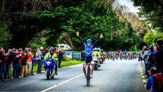 British Cycling Junior Road Series descends on Fife for two day event