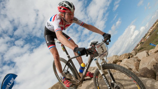Grant Ferguson does it again at the European Mountain Bike Championships