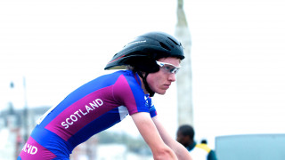 Grant Ferguson wishes Youth Commonwealth Games team good luck as they prepare for the Bahamas