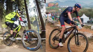 Can Scots Grant Ferguson and Greg Williamson make it a British Mountain Bike double this weekend?