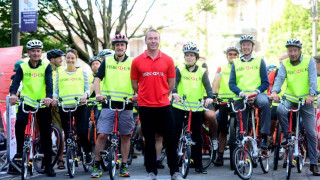 Route confirmed for HSBC UK City Ride in Glasgow