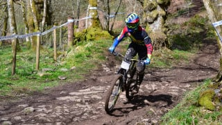 Scots show their skills at 2015 British Cycling National Mountain Bike Downhill Championships
