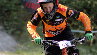 Almost 100 riders battled it out at Scottish Mini DH Series #4 for qualifying places