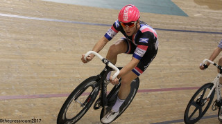 Scottish National Senior Track Championships Day 1: Punch the Clock!