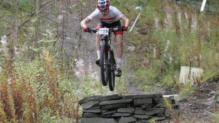 Scottish National Cross Country Mountain Bike Championships: Forfar Triple Header