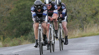 Riders team up for Scottish National Championship title