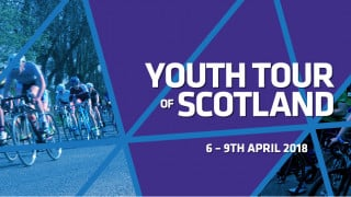 Scottish Cycling Youth Tour of Scotland 2018