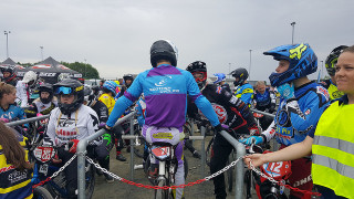 BMX and the Scottish Cycling Performance Programmes