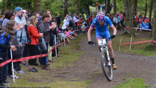 Successful day for the Scots at the National MTB Championships