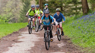 West Dunbartonshire School MTB Competition