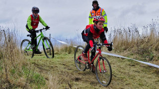 Newly Registered Go Ride Club, Rhos on Sea CC first Go Ride Racing event