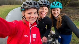 Celebrate International Women's Day with a HSBC Breeze Ride