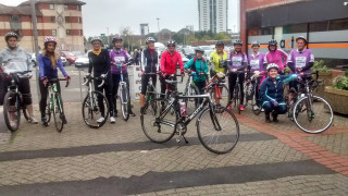 Action Bikes Charity Cycle to the Somme