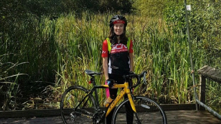 Meet HSBC UK Breeze Rider, Amy from South Wales