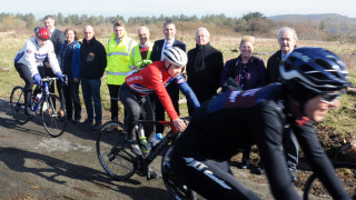 PLANS for a Closed Road Cycling Circuit at Pembrey Country Park are racing ahead
