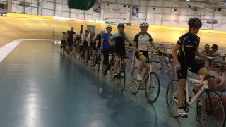 Women only track cycling sessions from SheCycles Wales