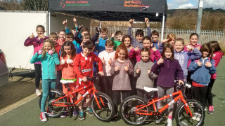 Easter Holidays in Newtown are cycling fun
