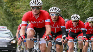 Wales Racing Academy take PRIMAL for a spin