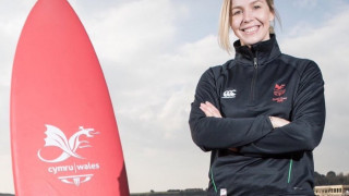 Becky James will join Team Wales as official Ambassador for #GC2018