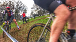 Talybont-on-Usk test stretches riders at Round 10 of Welsh Cyclocross League