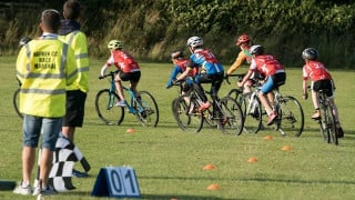 Club feature: Hafren Go Ride Club try their hand at hosting grass track racing