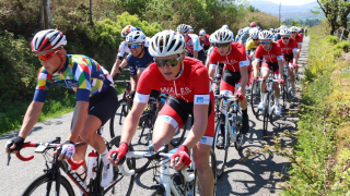 Incredible team work from u23 programme at Rás Tailteann