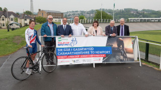 Pembrey Country Park Confirmed to host opening of Tour of Britain 2018