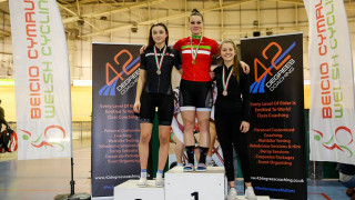 RESULTS: Welsh Youth and Junior Track Championships, Sprint and Madison