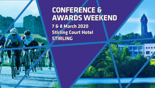 Tickets Available for SCOTTISH CYCLING CONFERENCE AND AWARDS WEEKEND