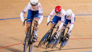 Great Britain Cycling Team mark International Women's Day by celebrating gender parity in track cycling