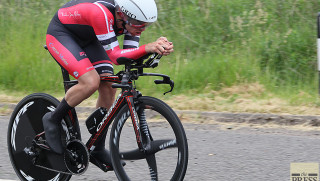 SCOTTISH NATIONAL 25 MILE TIME TRIAL CHAMPIONSHIP: TWO-LANE BLACKTOP