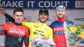 Dixon and Shaw take top spots at Tour of the Resevoir