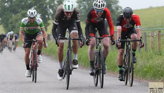 SCOTTISH NATIONAL VETERAN MEN'S ROAD RACE CHAMPIONSHIP: NO COUNTRY FOR OLD MEN