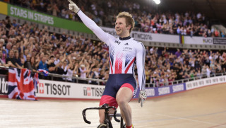 Great Britain Cycling Team Olympic Podium Programme named for 2016/17