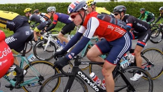 British Cycling's European training base opens its doors