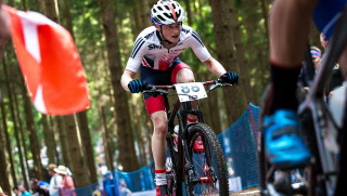 Youthful Great Britain Cycling Team set for Hadleigh Park MTB International
