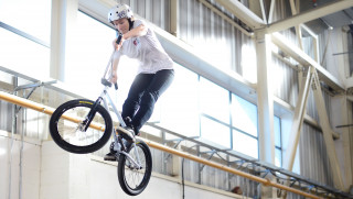 British Cycling introduces its BMX Freestyle Park programme