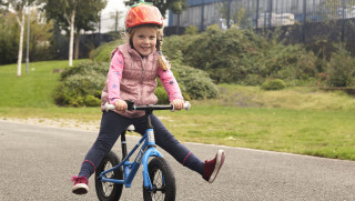 Get your kids on two wheels with HSBC UK Ready Set Ride