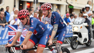 British Cycling announces team for the 2018 UCI Para-cycling World Cup