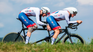 Britain revel in Canadian success at Para-cycling Road World Cup
