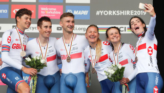 Britain win bronze on Day One of 2019 Road World Championships