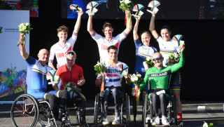Para-Cycling International gets Yorkshire 2019 underway