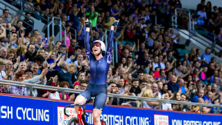 Star-studded line up announced for HSBC UK | National Track Championships