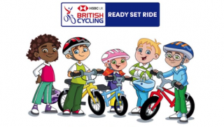 A brand new, fun and easy way to teach your kids how to ride a bike