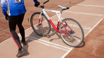 Cycle speedway bike